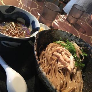 冷し柚子おろしつけめん(三ツ矢堂製麺 中目黒店 (【旧店名】フジヤマ製麺))