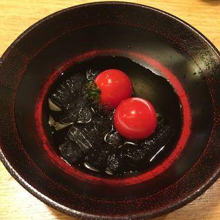 トマトのおひたし(とまり木 )