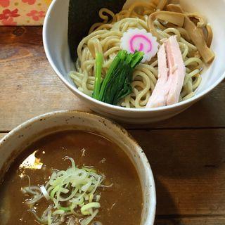 鶏白湯魚介つけ麺(らぁめん つけめん 粋や (いなせや))