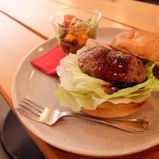 てりやきハンバーガー(カフェ パラン (Cafe Phalam))