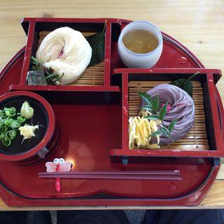 二色素麺(観光案内所 売店 さくら路 )