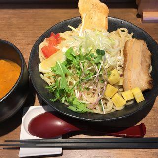 海老つけ麺(海老鶏麺蔵 )