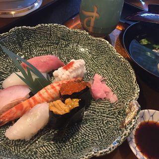 にぎり 松(寿司やす )
