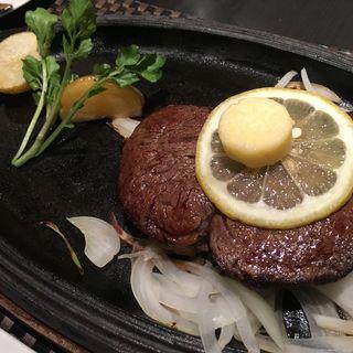 但馬牛クラッシックステーキコース(レストランあしや竹園 (【旧店名】きく))