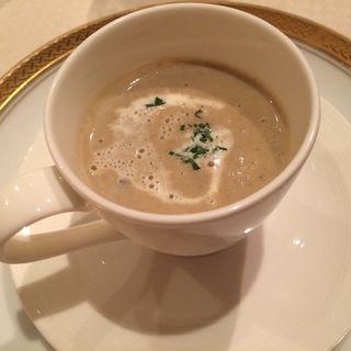 ごぼうスープ(ロワール )