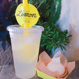 レモンタルティ & ブルックリンレモネード(Brooklyn Lemon)