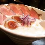あわい蕎麦(中華蕎麦 葛 (かずら))