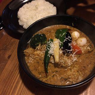 チキンカレー(SAMA 北大前店 (サマ))