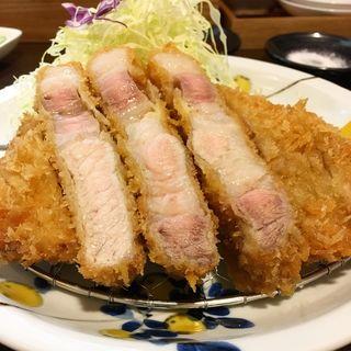 超特上ロース(熟豚 (ジュクトン))