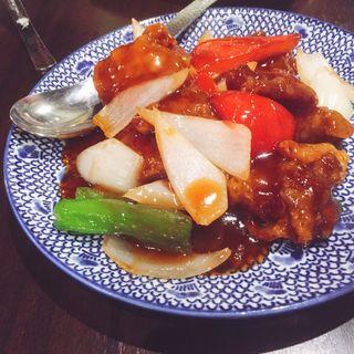 上海酢豚(四川 岡本店 (シセン))
