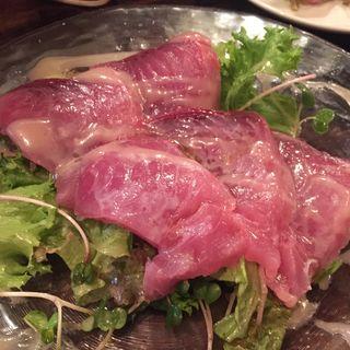 鮮魚のカルパッチョ(バルストロ タヒーノ (Barstro TAHINO))