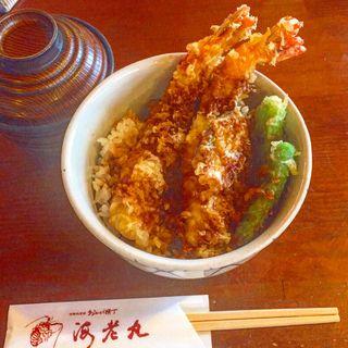 海老天丼(海老丸 )