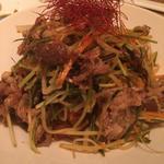 野菜たっぷりビビン麺