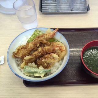 海老天丼(さん天 星陵台店 )