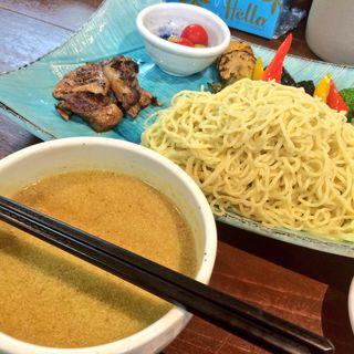 スパイシーカレーつけ麺(正月屋 (しょうがつや))