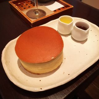 ホットケーキ(プレーン)(カフェサロンソンジン)