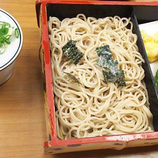 天ざる(京都 権太呂 本店 (ごんたろ))