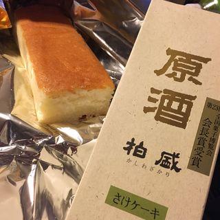 さけケーキ(ロング)