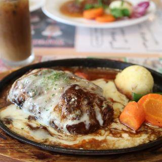イタリアンハンバーグ(ランデブー )