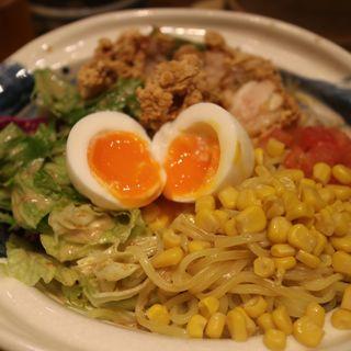 ラーメンサラダ(北海道厚岸 コレド室町店)