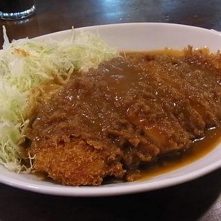 ロースカツ定食(はしや 東日本橋店)