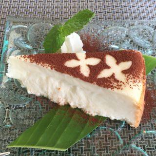 レアチーズケーキ(キッチンイナバ (KITCHEN inaba))