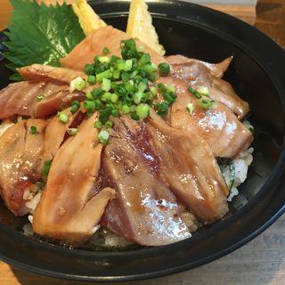 炙り鮪漬け丼(清水港 みなみ  )
