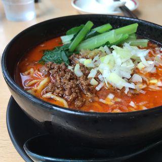 坦々麺(中華四川料理 飛鳥 )