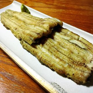 鰻 白焼(川蝉 (かわせみ))