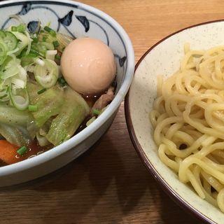 野菜つけ麺(江戸前つけ麺 サスケ )