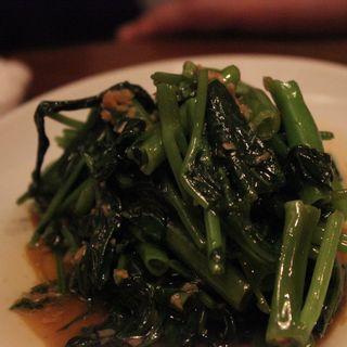 青菜のにんにく炒め(彩華 (サイカ))