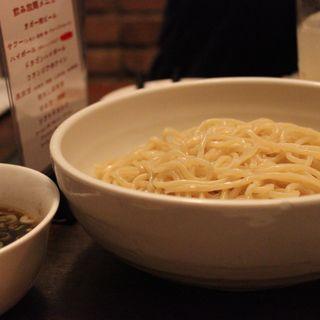 つけめん 醤油塩(彩華 (サイカ))