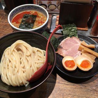 辛つけ麺 三田盛り(三田製麺所 なんば店 )