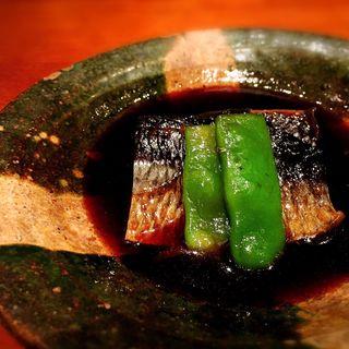 自家製にしんの煮付け(東京 土山人 (とうきょう どさんじん))