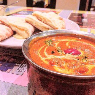 鶏肉とひよこ豆のカレー(ブライトインディア (Bright India))