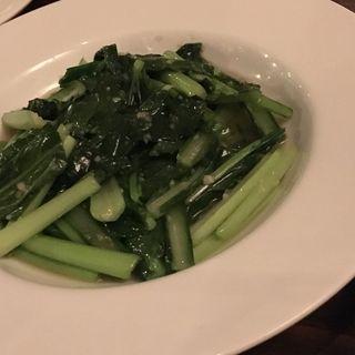 青菜のガーリック炒め(2KAI (ニカイ))