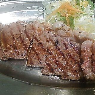 ステーキ定食(みかど自由亭 )
