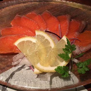 鮮魚のカルパッチョ(裏NO庭 銀座店 )