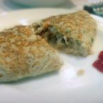 玄米卵のオムレツ