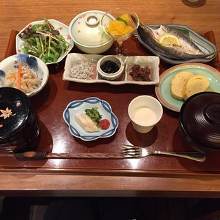 和朝食(日本料理 瀬戸内 (せとうち))