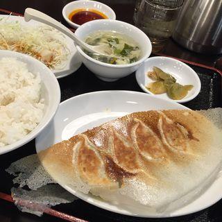 餃子定食(歓迎 田町駅前店(ホアンヨン))