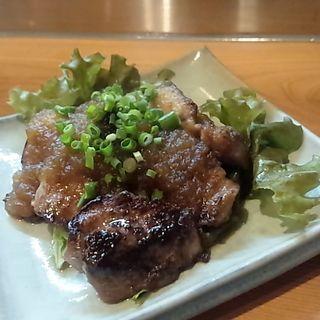 鮪ほほ肉ステーキ(魚食楽 山心)