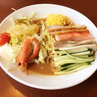 特製什景冷麺(ごもくれいめん)(チャイナガーデン 大濠 (China Garden 【旧店名】平和楼))