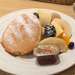 F-set 日替わりパンケーキ(果樹園 リーベル)