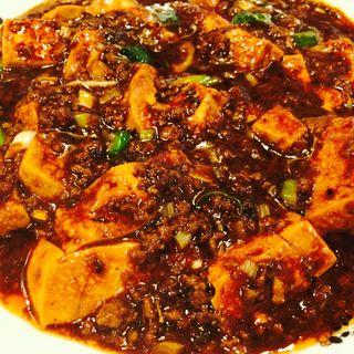 麻婆豆腐ランチ(駱駝 (ラクダ))