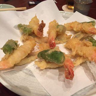 天ぷら(魚馳走亭 ちゃぽん 渋谷店 (ごちそうてい ちゃぽん))
