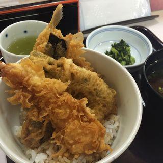 天丼(東急デパート地下)