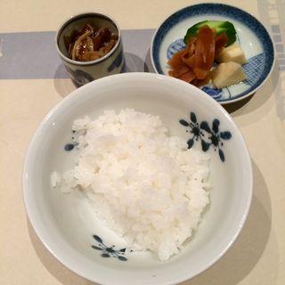 吟米土鍋ごはん(北海道産 ふっくりんこ)(銀座 圓 )
