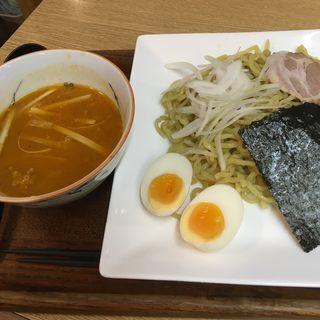 辛みそつけ麺(大文字)