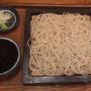 蕎麦 発芽玄米切り(蕎麦酒膳くら嶋 )